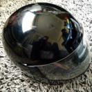 ★フルフェイス ヘルメット クロ オートバイ スクーター バイク ...