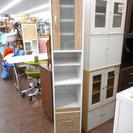 札幌 引き取り スリムタイプ 食器棚 ストッカー 隙間収納に
