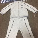 ARMANI BABY アルマーニ ベビー セットアップ!希少!