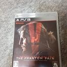 PS3ソフト METALGEAR SOLID V  THE PHA...