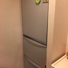 2014年製 340L 東芝 冷凍冷蔵庫 GR-E34N
