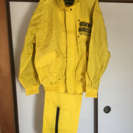 yellow cornの雨具