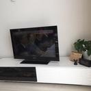 鏡面仕上げのテレビボード譲ります。