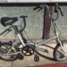 フィールドチャンプ 折り畳み自転車