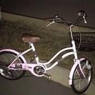 自転車 20型 6段変速