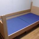 ベッド(2段ベッドの1段だけ)