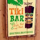 B 最高の雰囲気 ハワイアン ウッド サインボード カフェ バー ...