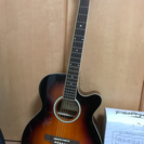 美品 アコースティックギター 未使用 アンプ他附属品
