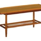 カリモク リビング テーブル ❗️USED