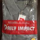新品 半袖 グレー ポロシャツ