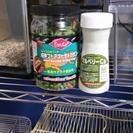 爬虫類餌&カルシウム剤