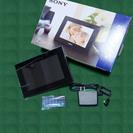 ソニー SONY デジタルフォトフレーム DPF-D70