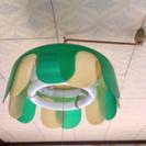 レトロ照明 蛍光管 【グリーン】