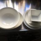 白皿各種7点 一人暮らし食器