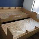ニトリ二段ベッド