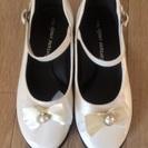 女児 フォーマル靴 19センチ