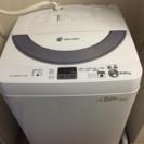 洗濯機 SHARP ES-GE55N