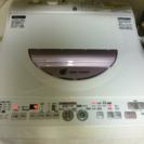 シャープ洗濯機 6㎏