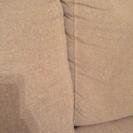 3人掛けソファ+スツール 交渉成立 - 家具