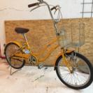 20インチ ミニベロ自転車