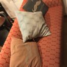 デザインソファ  綺麗な品です。