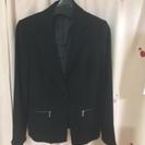 黒いパンツスーツ   9号