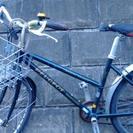 プジョーのクロスバイク