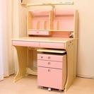 イトーキ 学習机 HT-MF32P ピンク