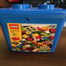 青レゴ  欠損あり。