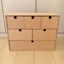 IKEA新品 小物収納棚