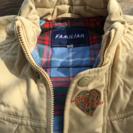 ファミリアコート*ジャケット