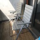 IKEA 折りたたみガーデンチェア