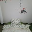 かわいい!一人暮らし用寝具&インテリア