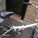 小型自転車(パンク中…すみません)