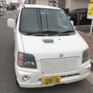 ワゴンRターボ RR 走行57400キロ