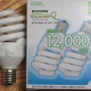 OHM ECOdeQ エコ電球 60形 1個 12000時間 新品未使用