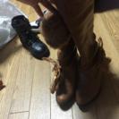 2Way ブーツ