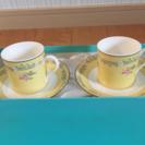 【新品】ティファニー コーヒーカップ ペアセット
