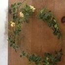 造花 ガーランド