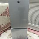 送料2000円から 超美品シャープ170Lクラス冷蔵庫 どっちもドア