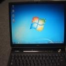 Windows7 ノートパソコン NEC VersaPro VY2...