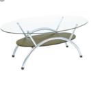 ◆ガラス ローテーブル