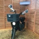 バイク屋さんできっちり整備されたチョイノリです。ブラック
