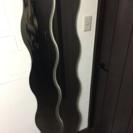 IKEAナミナミナ壁掛け鏡☆