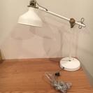 IKEA RANARP デスクライト(白) LED電球付