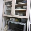 食器棚 幅80cm×奥行45cm×高さ180cm
