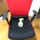 椅子(たぶんニトリ)
