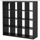 IKEA オープンラック EXPEDIT ブラック