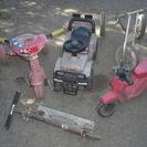 三輪車など子供用(再掲)