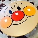 アンパン顔テーブル